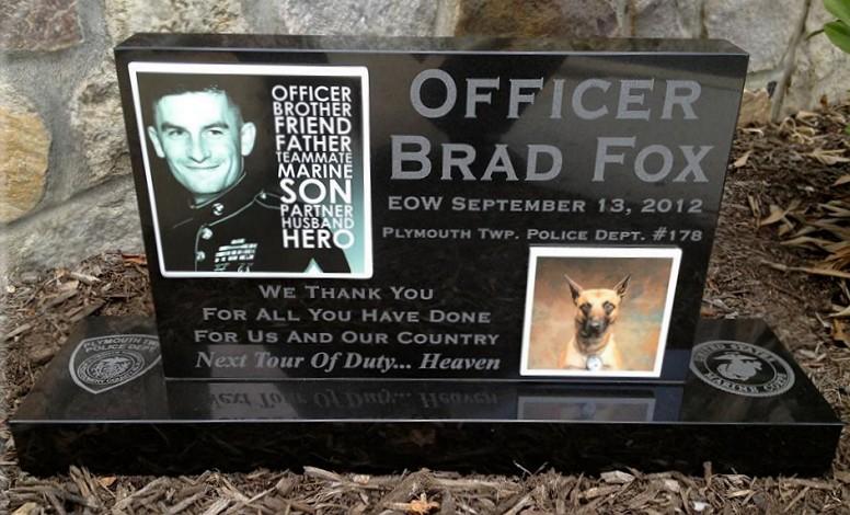 Officer Brad Fox Memorial