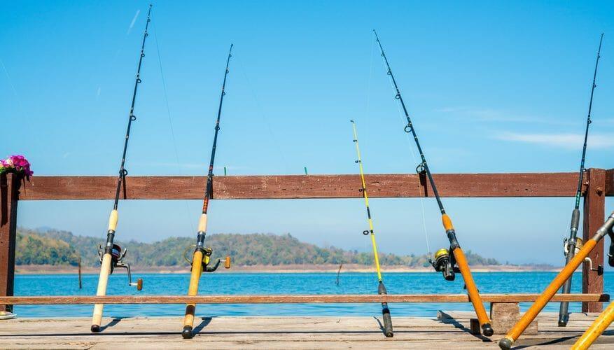Tipologie di canne da pesca, a ciascuno la sua.
