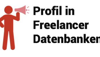 profil in freelancer datenbanken selbstvermarktung fr freelancer 410 - Qualifikationsprofil Muster