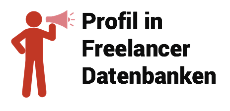Profil Freelancer Datenbanken