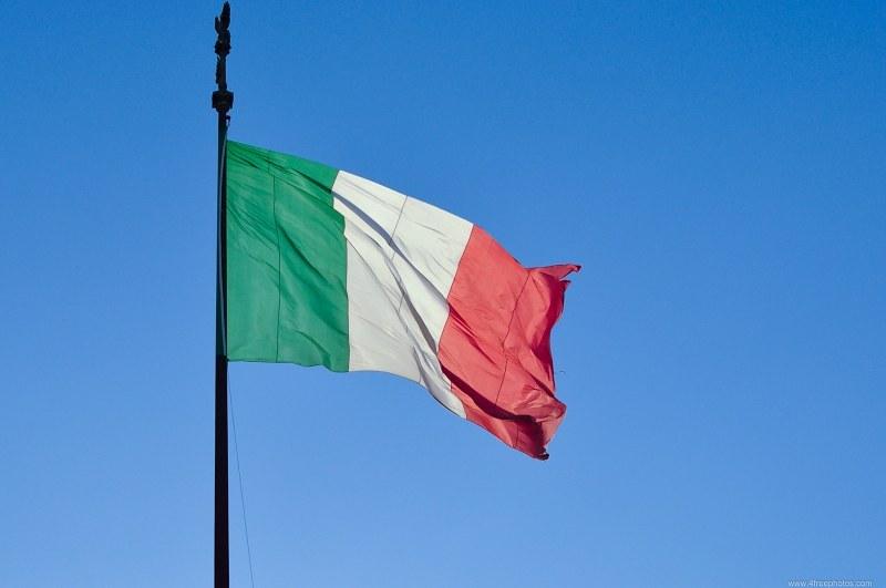 drapeau de l italie images gratuit