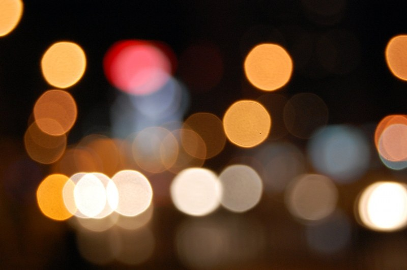 Multicolored Lights Out Of Focus Free Image On 4 Free Photos