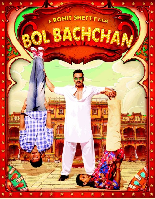 Bol Bachchan (2012) Hindi Movie