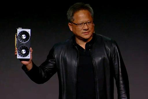 画像(003)「GeForce RTX 2060」発表。搭載カードは349ドルで1月15日発売予定
