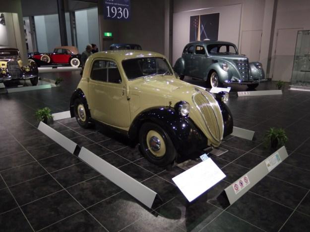 TOYOTA AUTOMOBILE MUSEUM 2F