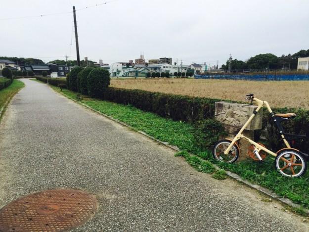 西高根用水自転車道 安城市