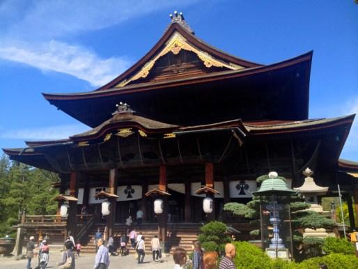 善光寺 | 長野県長野市