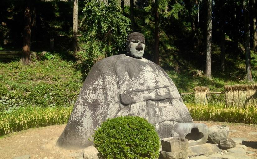 下諏訪町の万治の石仏を見てきた話