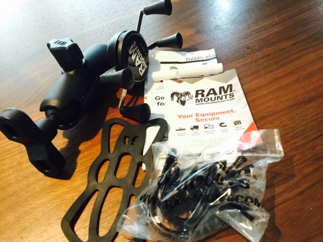 RAM MOUNTS(ラムマウント)
