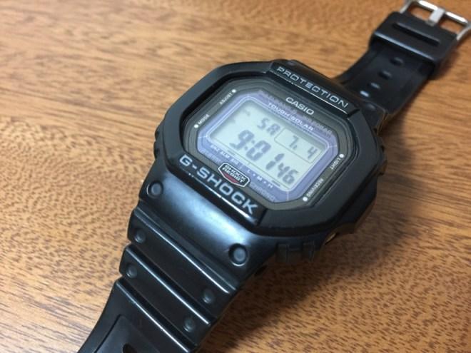 CASIO G-SHCOK   GW-5000-1JF