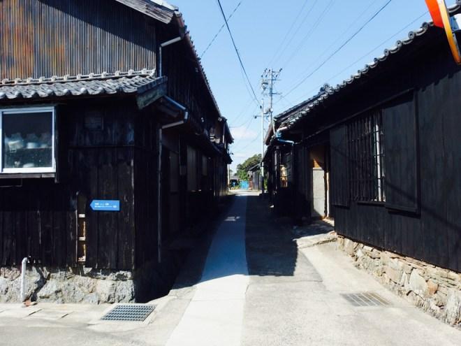 街並み|佐久島