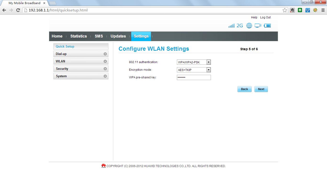 HUAWEI MOBILE WIFI USER MANUAL Pdf Download.