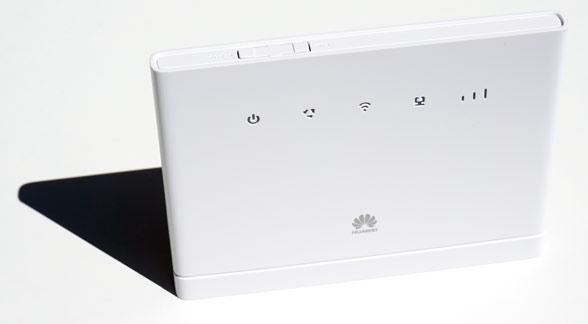 Huawei B315 LTE VS Huawei B593 Router