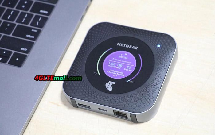 Netgear Nighthawk M1 MR1100 4GX Gigabit LTE Mobile Router