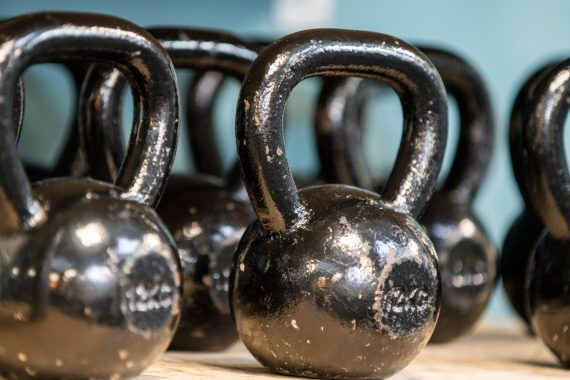 workshop kettlebell