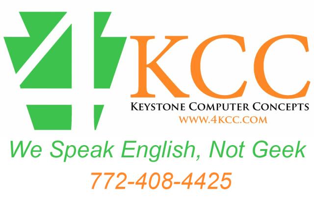 4KCC - Keystone Computer Concepts - logo