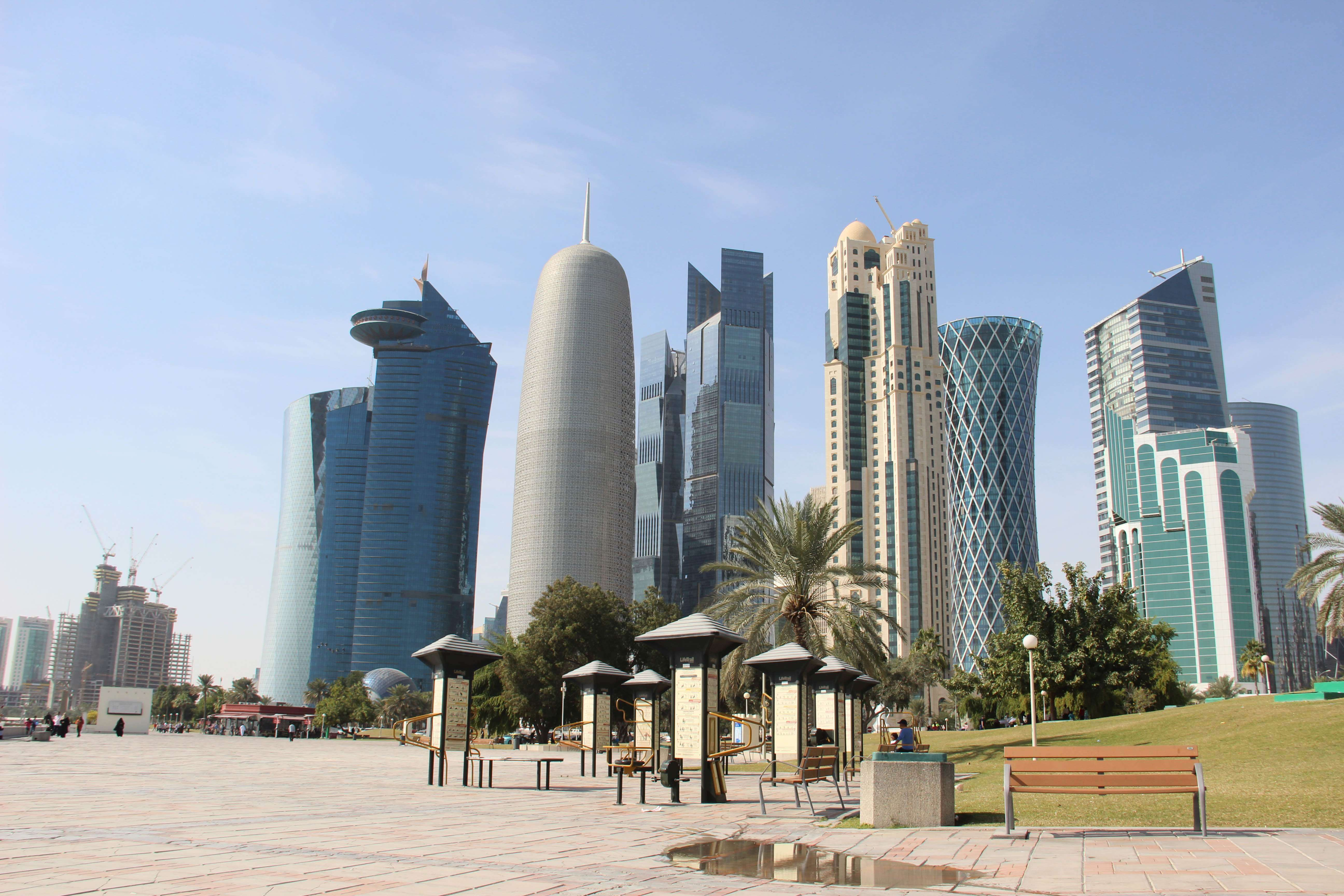 Weltreise_Backpacking_Katar_Doha