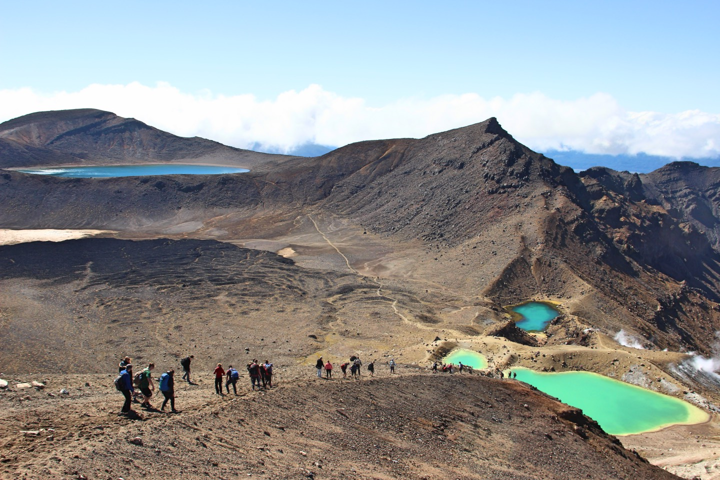 Weltreise_Backpacking_Neuseeland_Tongariro