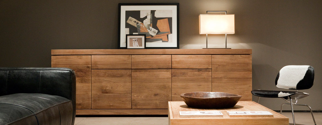 Large Oak Sideboards Contemporary Home Storage At 4 Living