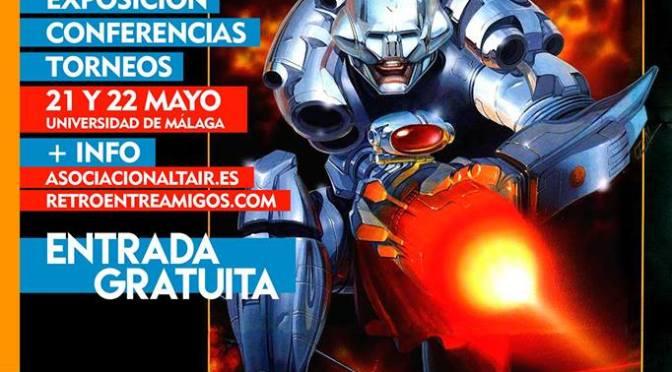 4mhz.es en RetroPixel 2016 – Málaga