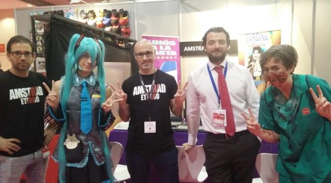 4mhz.es en Madrid Gaming Experience