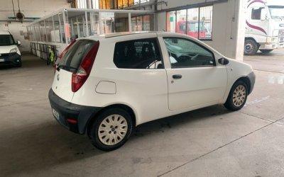 Fiat punto autocarro 2 posti