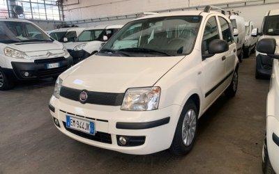 Fiat panda benzina gpl