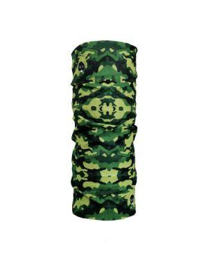 Bandana Raju camuflaje tonos verdes
