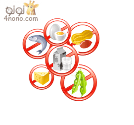 الحساسية عند الاطفال - الحساسية الغذائية وعدم تحمل الغذاء