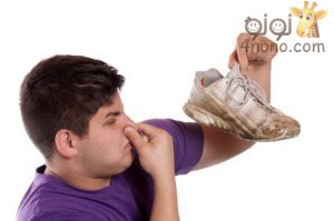 طريقة تجنب رائحة الاحذية الكريهة