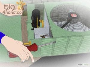 كيفية تنظيف التكييف بمنتهى السهولة بالصور 670px-Clean-Air-Conditioner-Coils-Step-3