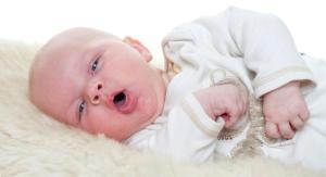 مؤشرات تدل على مرض طفلك الرضيع