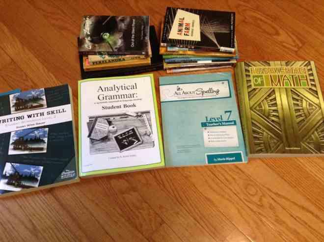 7th Grade Homeschool Curriculum @4onemore.com
