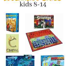 Top Picks for Educational Games:  Kids 8-14