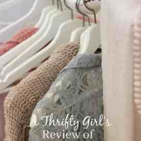 A Thrifty Girl's Review of Stitch Fix