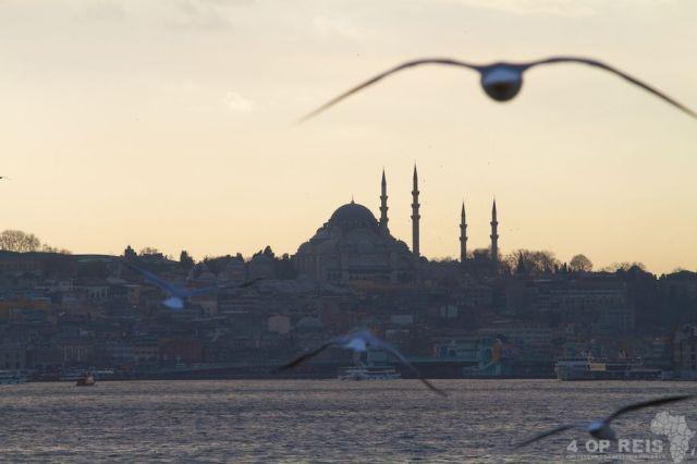 Constantinopel is een leuke stad ;-)