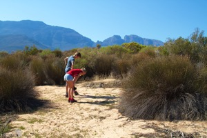 Follow the Landy: Terug naar Kaapstad!!!