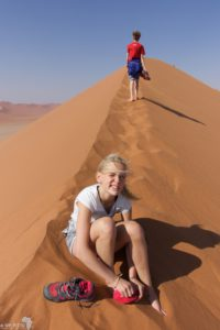 Namibië - Sossusvlei