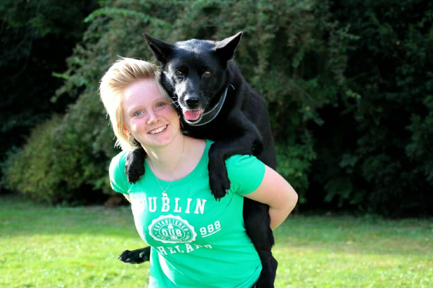 Positiv hundetræning
