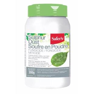 Safer's Sulphur Dust Fungicide