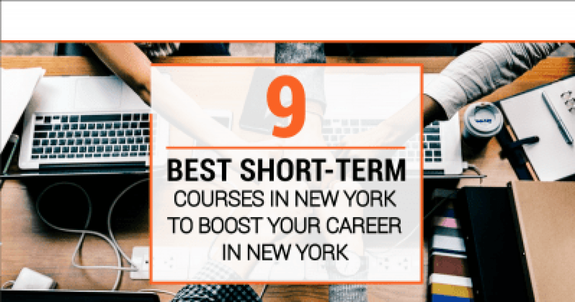Best Short-Term Courses to Boost Your Career in New York