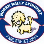 Norsk Rally Lydighet logo