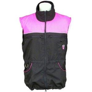 Berra vest rosa