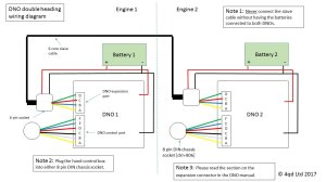Double Heading Wiring Diagram [DNO]  4QD  Electric Motor