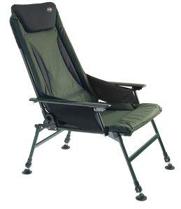 Cormoran PRO CARP - Karpfenstuhl mit Armlehnen, Modell 7300