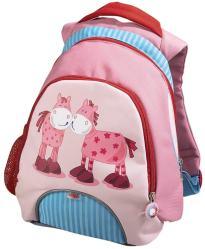 Rosaner Kinderrucksack für Mädchen