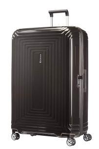 Schwarzer Samsonite Koffer