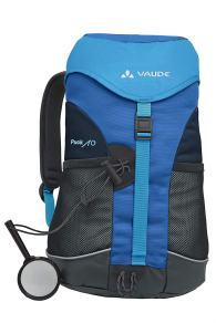 Blauer Kinderrucksack von Vaude