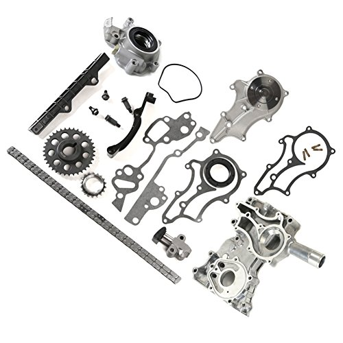 MOCA Timing Chain Kit & Water Oil Pump with Cover for 1985