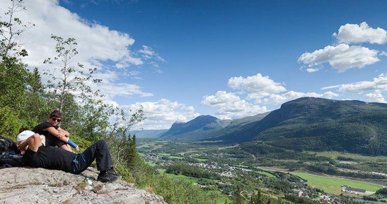 20 peaks – hiking challenge in Hemsedal